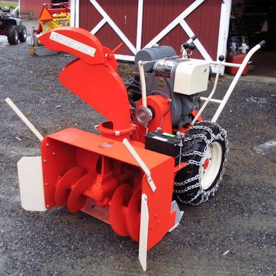 Snowline 930 for sale --- Nice looking beast - Snowblower Forum